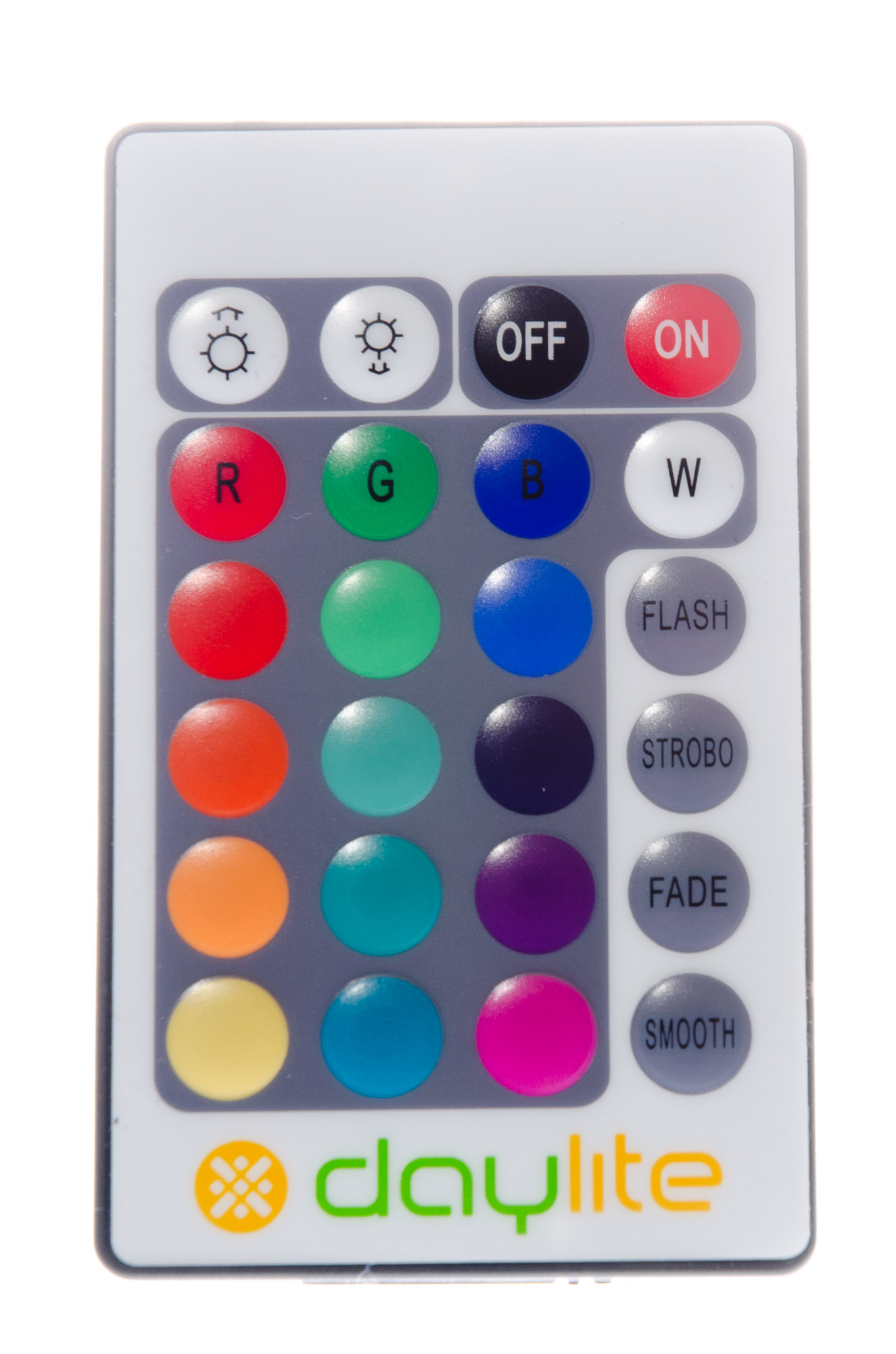 daylite RGB strip remote controller