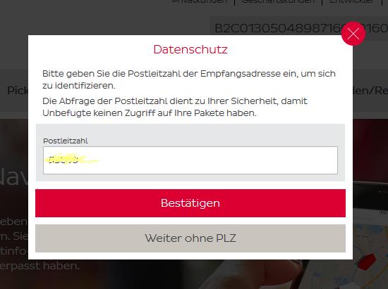 DPD-Abstellgenehmigung-Webseitel
